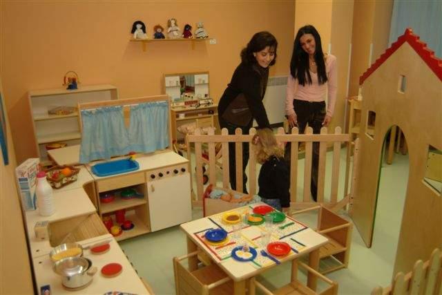 Spazi a misura di bambino passodibimbo for Graduatorie asilo nido roma